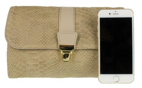 Snake Clutch Bag Messenger