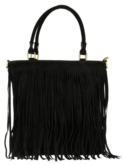 Italian Fringe Shoulder Bag