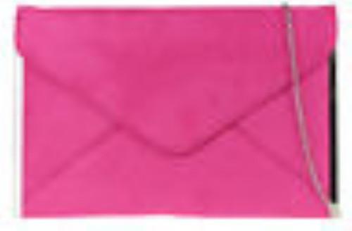 Plain Envelope Clutch Bag