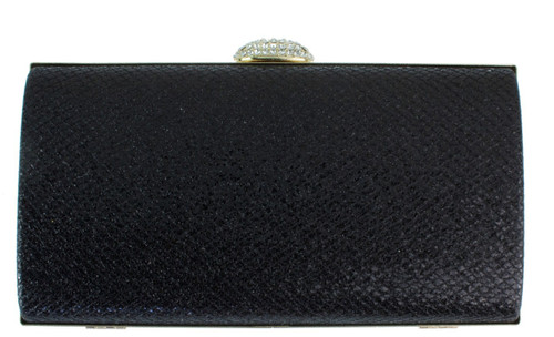 Diamond Sparkle Clutch Bag