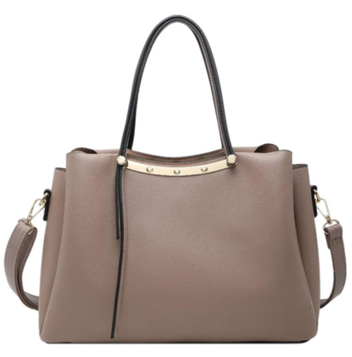 Womens Plain Shoulder Bag