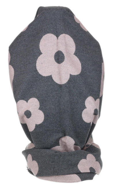 Terry Flowers Soft Scarf