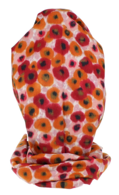 Little Poppies Print Scarf