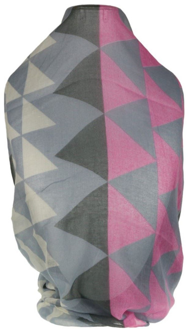 Geometric Triangles Scarf