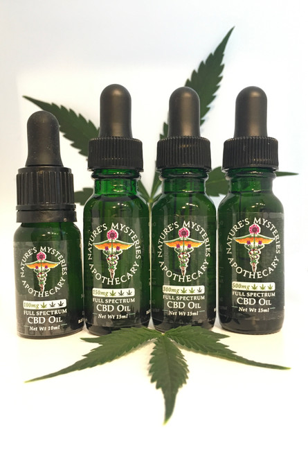 Oral CBD Drops **NEW** Labels!