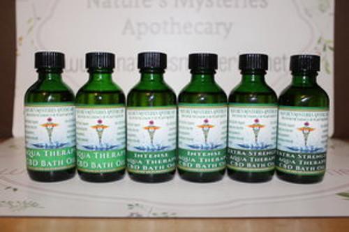 AquaTherapy CBD Bath Oil