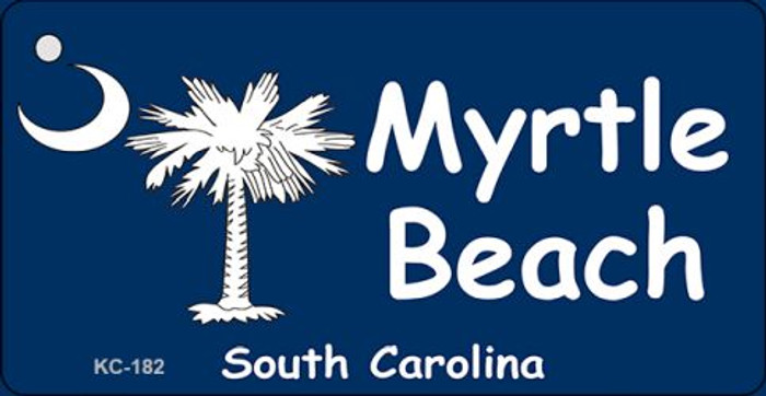 Myrtle Beach Novelty Key Chain