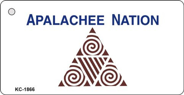 Apalachee Nation Novelty Key Chain
