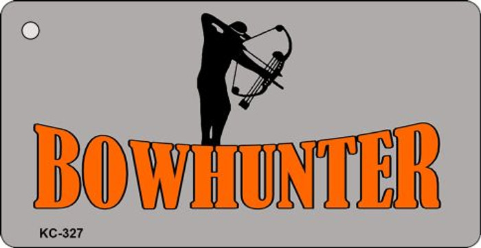 Bowhunter Novelty Key Chain