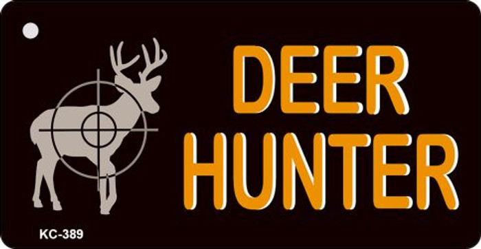 Deer Hunter Novelty Key Chain