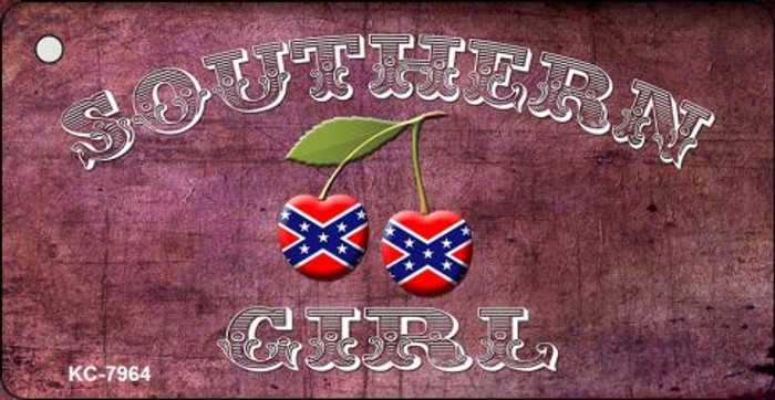 Southern Girl Novelty Key Chain