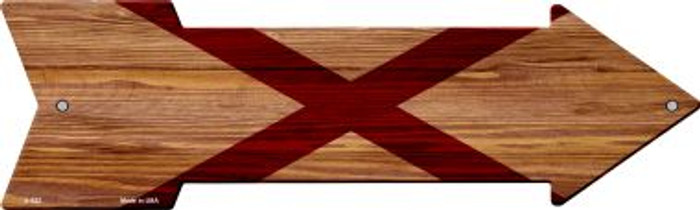 Alabama State Flag Novelty Arrows A-522