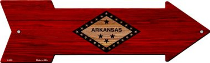 Arkansas State Flag Novelty Arrows A-525