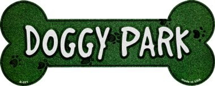 Doggy Park Wholesale Novelty Bone Magnet B-021