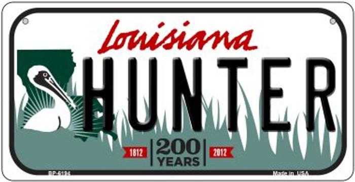 Hunter Louisiana Novelty Metal Bicycle Plate BP-6194