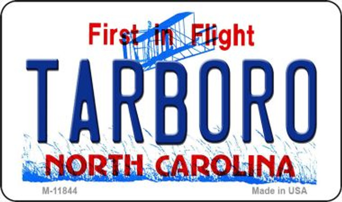 Tarboro North Carolina Novelty Metal Magnet M-11844