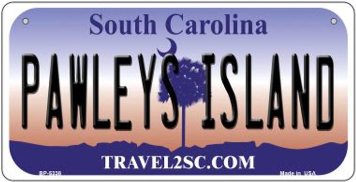 Pawleys Island South Carolina Novelty Metal Bicycle Plate BP-5338