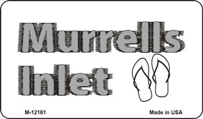 Murrells Intel SC Novelty Metal Magnet M-12161