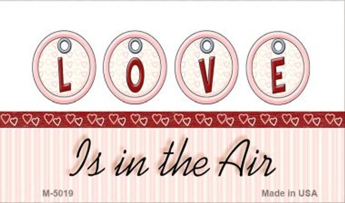 Love in the Air Novelty Metal Metal M-5019