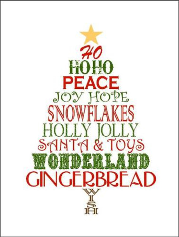 Christmas Tree Holiday Metal Novelty Parking Sign