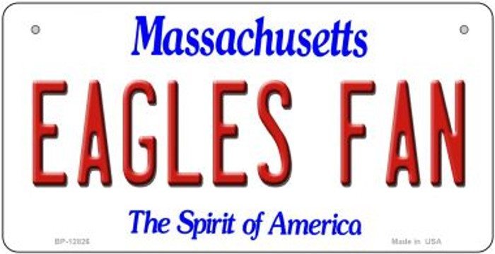 Eagles Fan Novelty Metal Bicycle Plate BP-12826