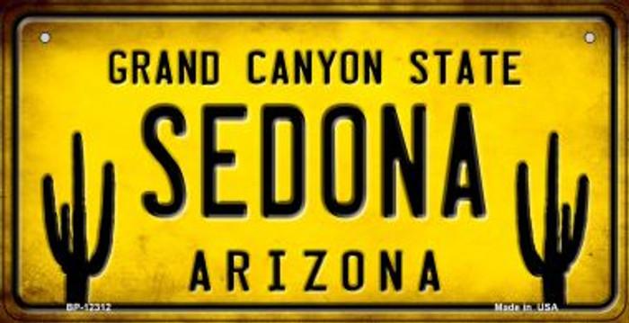 Arizona Sedona Novelty Metal Bicycle Plate BP-12312