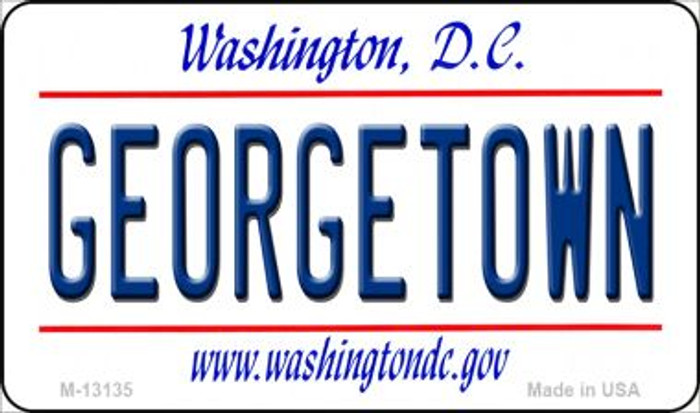 Georgetown Novelty Metal Magnet M-13135