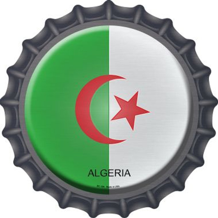 Algeria Country Novelty Metal Bottle Cap BC-184