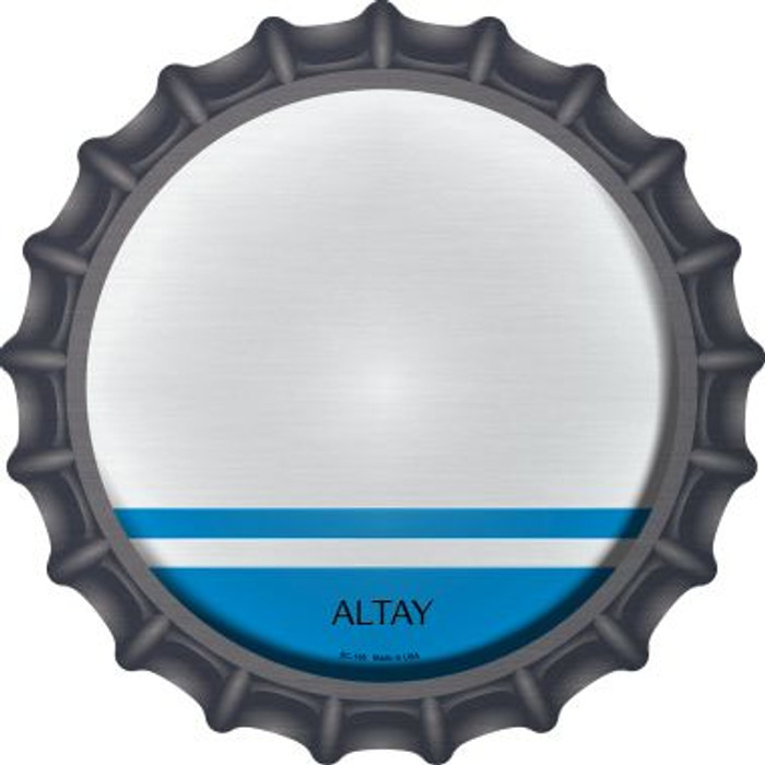 Altay Country Novelty Metal Bottle Cap BC-185