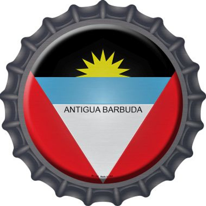 Antigua Barbuda Novelty Metal Bottle Cap BC-192