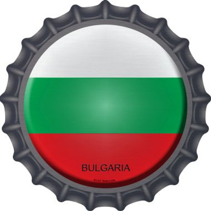 Bulgaria Country Novelty Metal Bottle Cap BC-217