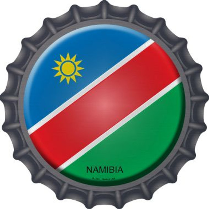 Namibia Country Novelty Metal Bottle Cap BC-363