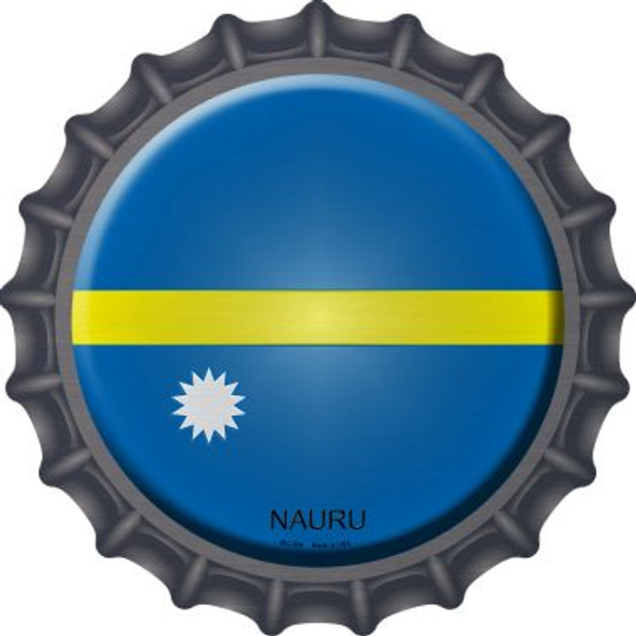 Nauru Country Novelty Metal Bottle Cap BC-364