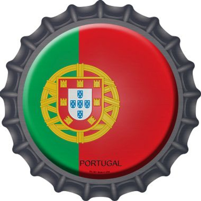 Portugal Country Novelty Metal Bottle Cap BC-391