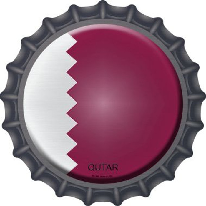 Qutar Country Novelty Metal Bottle Cap BC-393
