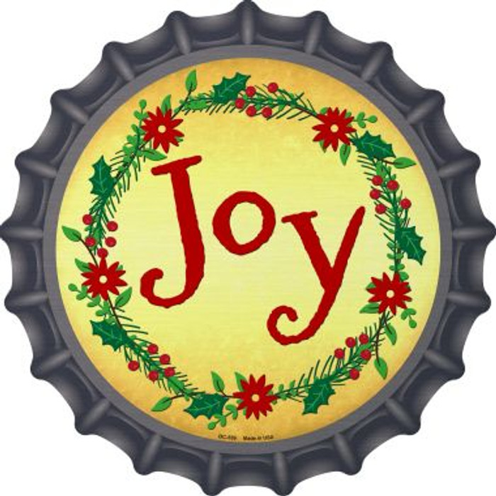 Joy Novelty Metal Bottle Cap BC-559