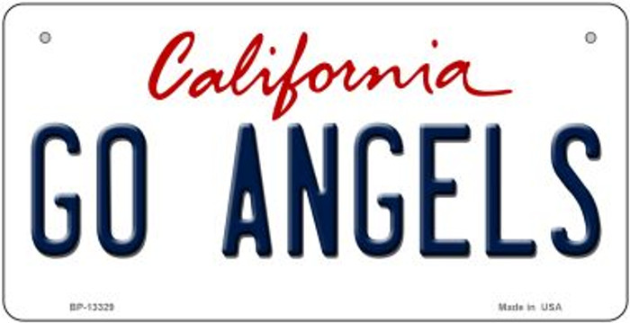 Go Angels Novelty Metal Bicycle Plate BP-13329