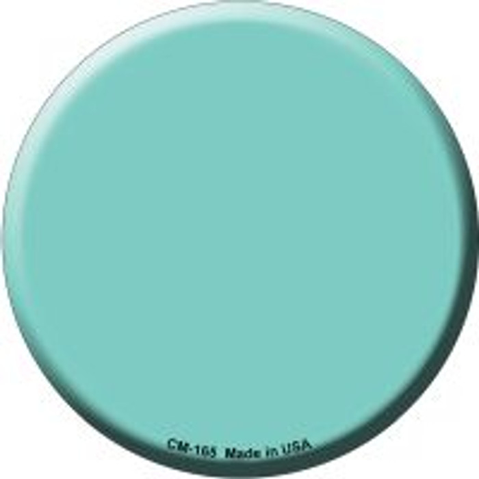 Mint Novelty Metal Mini Circle Magnet CM-165
