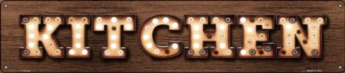 Kitchen Novelty Metal Street Sign ST-823