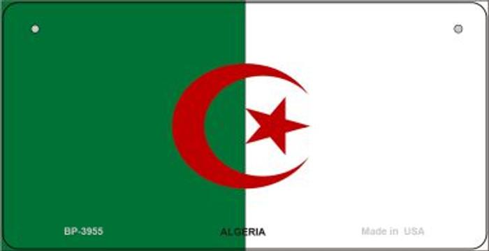 Algeria Flag Novelty Metal Bicycle Plate BP-3955
