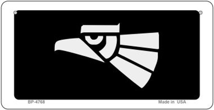 Made In Mexico (Eagle) Novelty Metal Bicycle Plate BP-4768