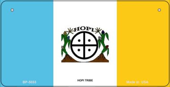 Hopi Tribe Novelty Metal Bicycle Plate BP-5033
