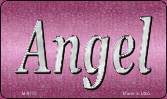 Angel Novelty Metal Magnet M-8778
