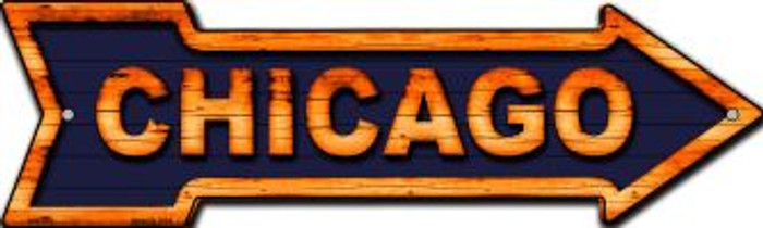 Chicago Novelty Mini Metal Arrow MA-324