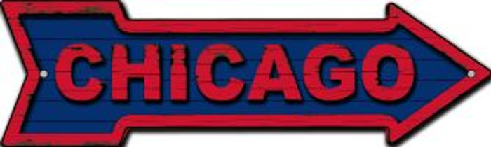 Chicago Novelty Mini Metal Arrow MA-337