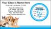 VBC SA103 - Sticker Appointment Card