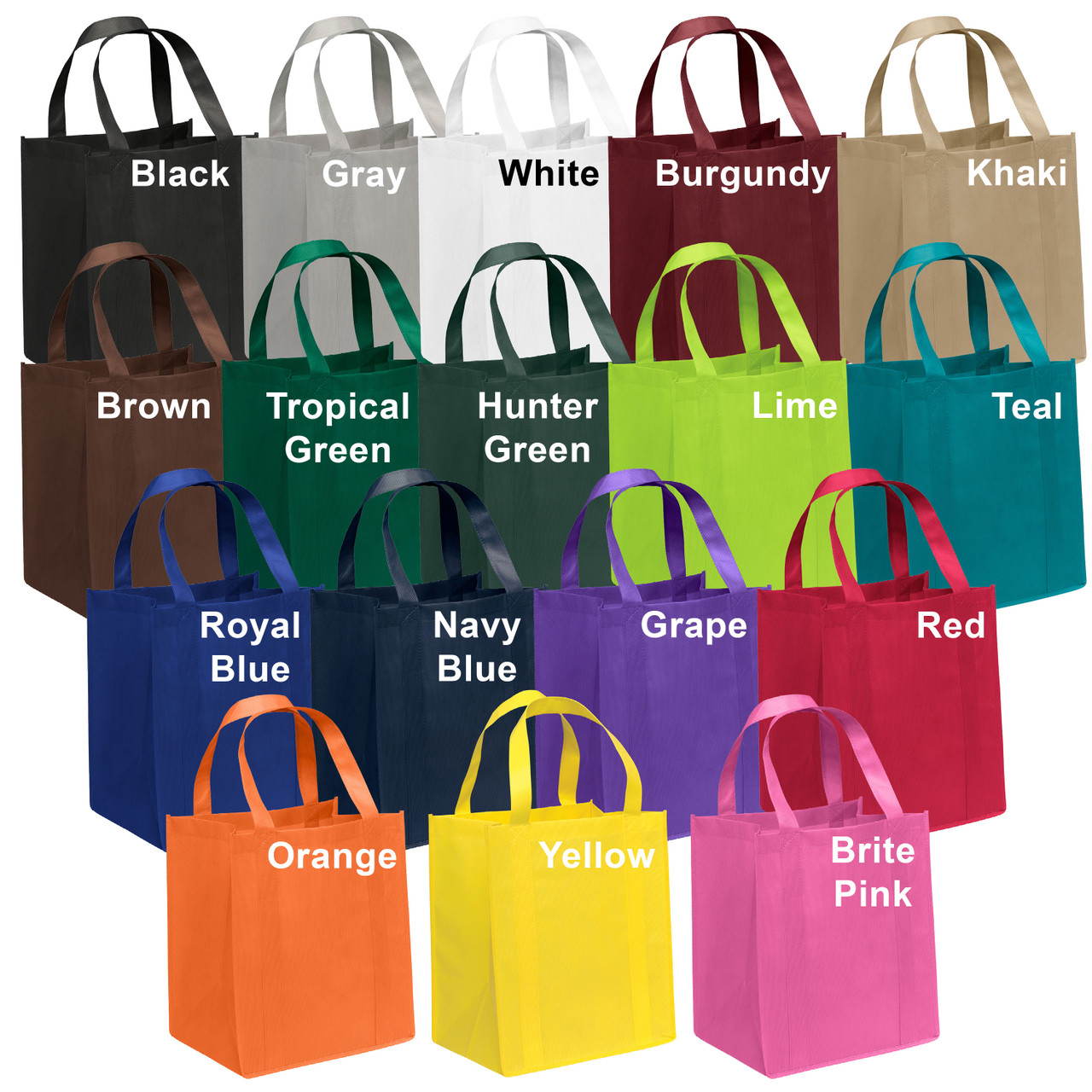 Bag Color Options