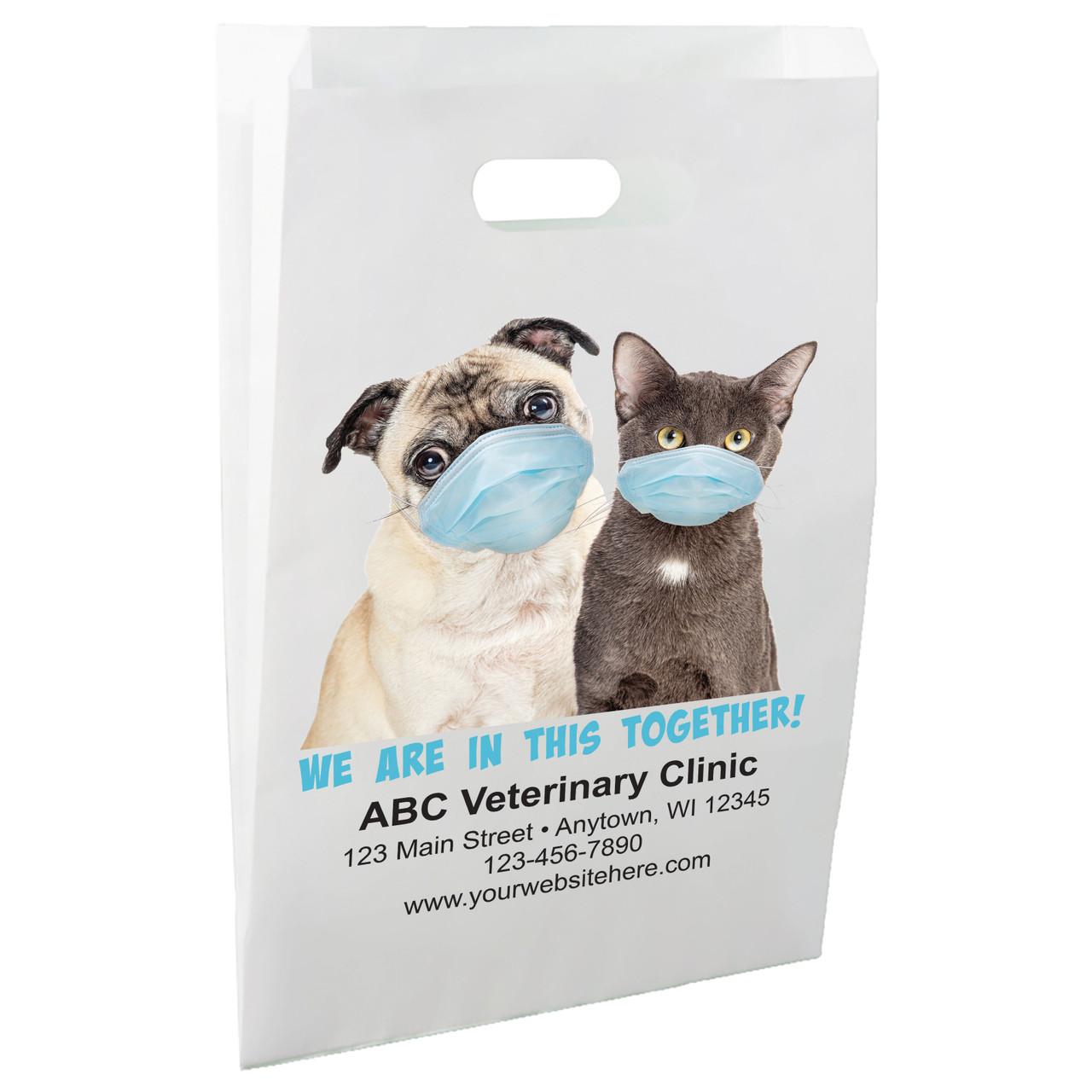 FCPHL10 - Die Cut Handle Paper Bag