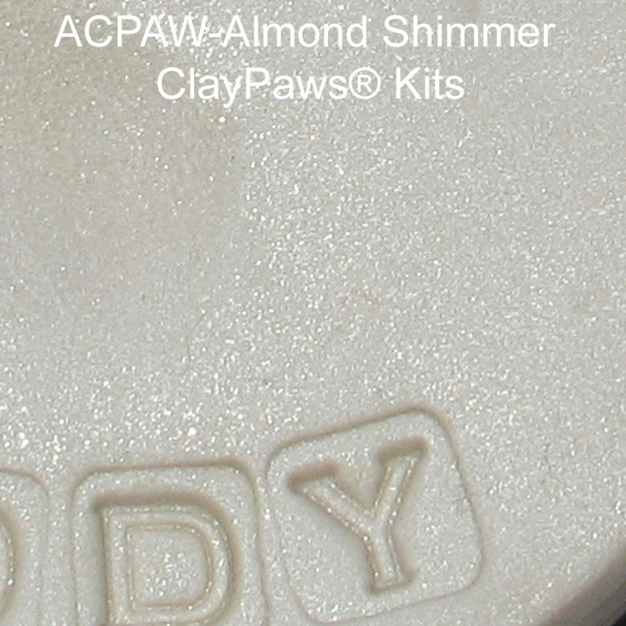 ACPAW-Almond Shimmer ClayPaws® Kits
