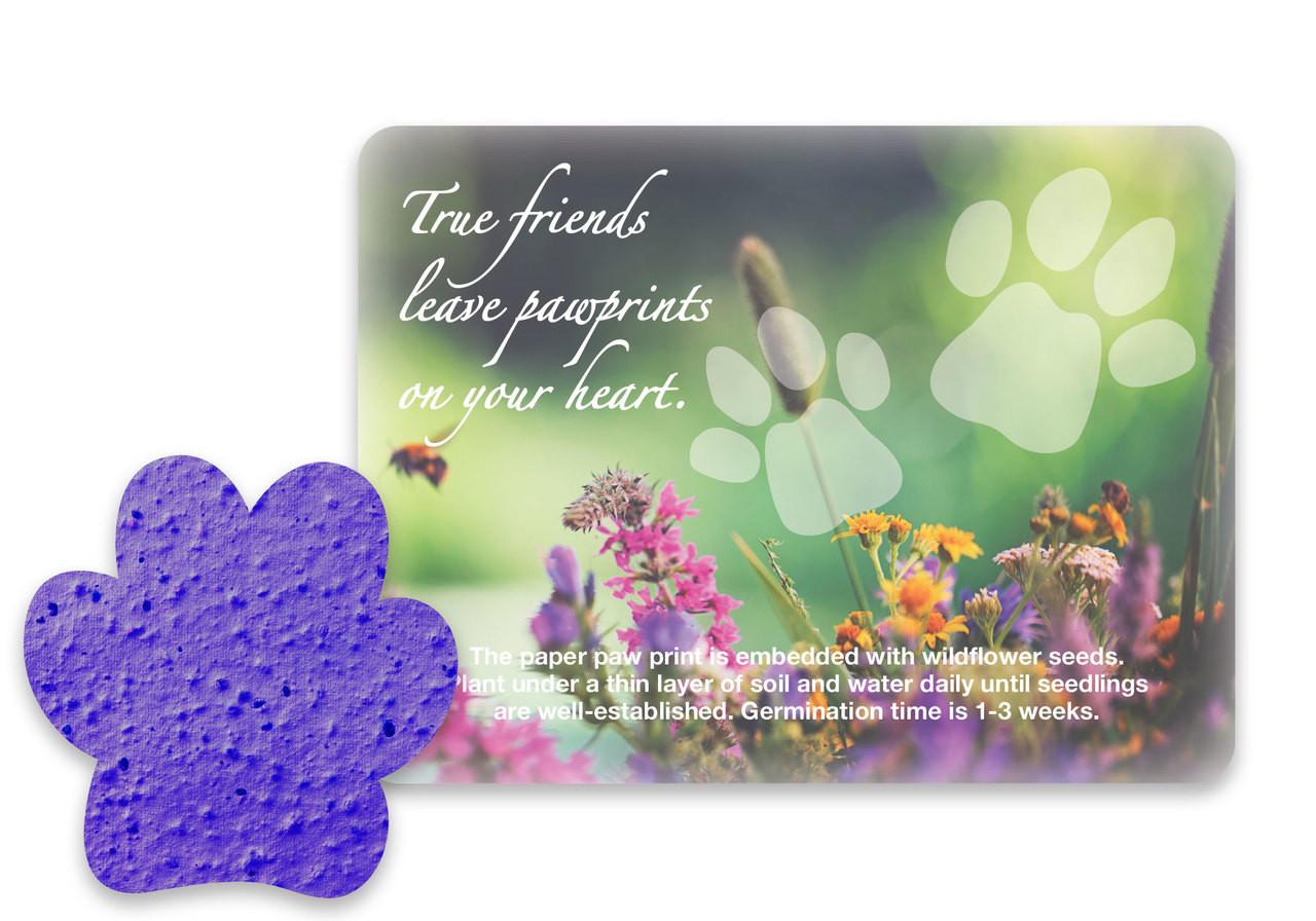 VMSP4 - Memorial Wildflower Seed Packs